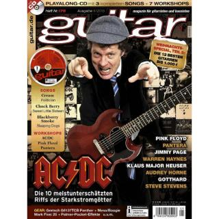 Guitar 01 2015 Printausgabe oder PDF Download