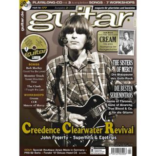 Guitar 02 2015 Printausgabe oder PDF Download