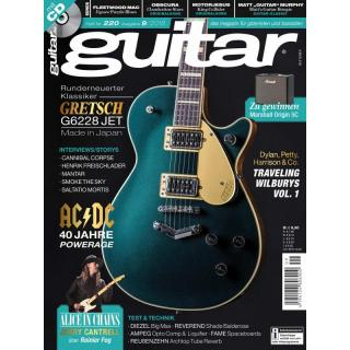 Guitar 09 2018 Printausgabe oder PDF Download