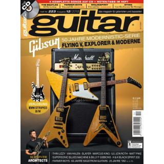 Guitar 12 2018 Printausgabe oder PDF Download