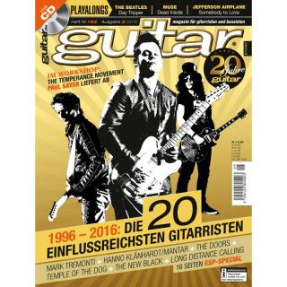 Guitar 05 2016 Printausgabe oder PDF Download