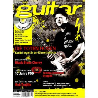 Guitar 12 2008 Printausgabe oder PDF Download