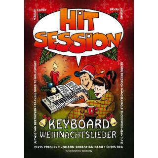 Hit Session Keyboard Weihnachtslieder