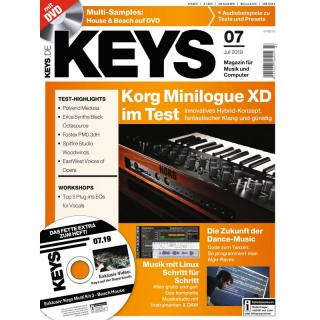 Keys 07 2019 Printausgabe oder PDF Download