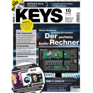 Keys 10 2018 Printausgabe oder PDF Download