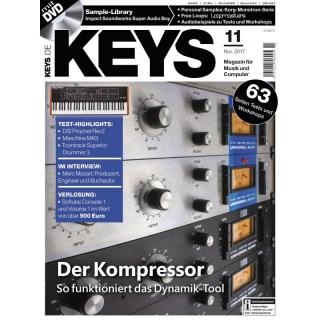 Keys 11 2017 Printausgabe oder PDF Download