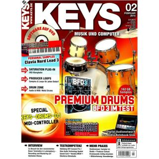 Keys 02 2014 Printausgabe oder PDF Download