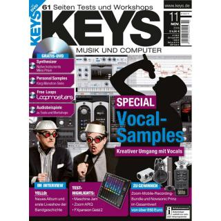 Keys 11 2016 Printausgabe oder PDF Download