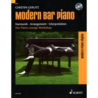 Modern Bar Piano - Der Piano Lounge Workshop