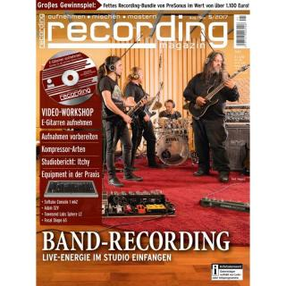Recording Magazin 05 2017 PDF Download