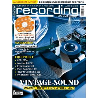 Recording Magazin 06 2017 PDF Download