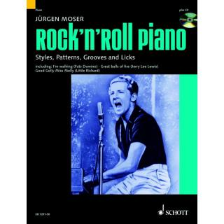 RocknRoll Piano - Styles, Patterns, Grooves and Licks
