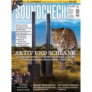 SOUNDCHECK 02 2018 PDF Download