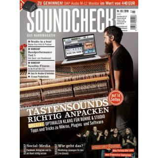 SOUNDCHECK 03 2018 PDF Download