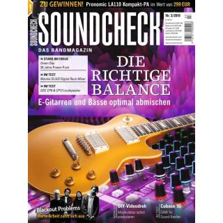 SOUNDCHECK 03 2019  PDF Download