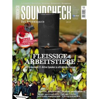 SOUNDCHECK 12 2017 Printausgabe oder PDF Download