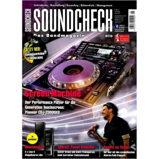 SOUNDCHECK 01 2013 PDF Download