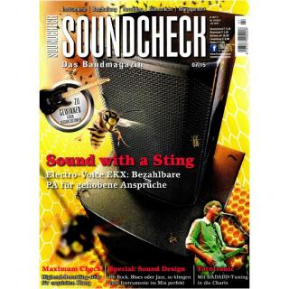 SOUNDCHECK 07 2015 PDF Download