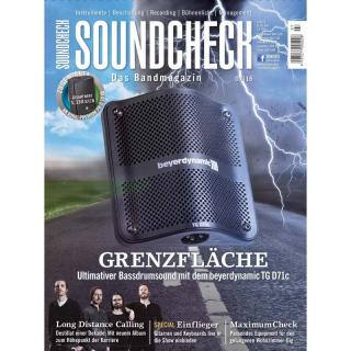 SOUNDCHECK 07 2016 Printausgabe oder PDF Download