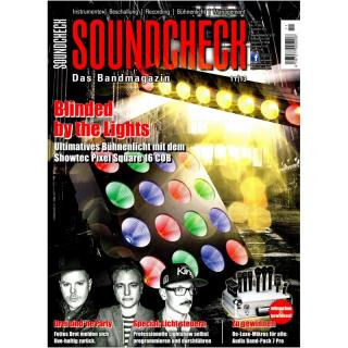 SOUNDCHECK 11 2013 Printausgabe oder PDF Download