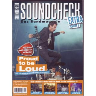 SOUNDCHECK Extra Volume 9 - Proud to be Loud