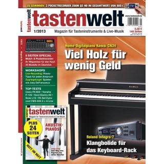 Tastenwelt 01 2013 PDF Download