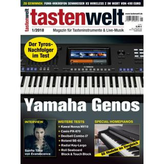 Tastenwelt 01 2018 PDF Download
