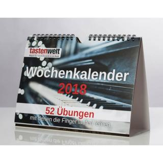 Tastenwelt Wochenkalender 2018 PDF Download