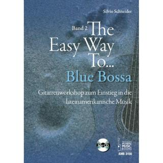 The Easy Way To... Blue Bossa -Band 2  + CD