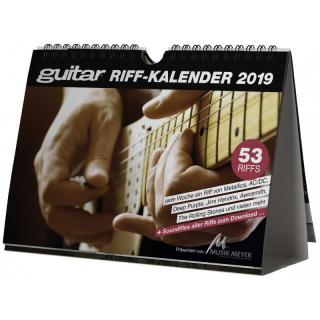guitar-Riffkalender 2019 PDF Download