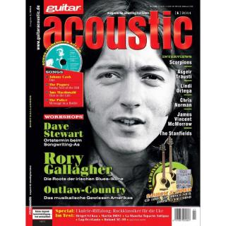 guitar acoustic 01 2014 Printausgabe oder PDF Download