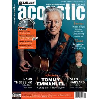 guitar acoustic magazin