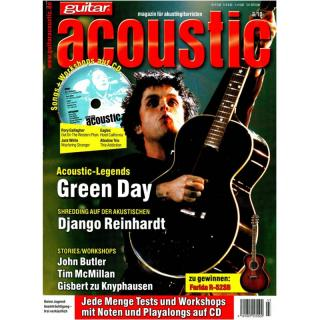 guitar acoustic 03 2010 Printausgabe oder PDF Download