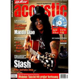 guitar acoustic Ausgabe 01 2011 PDF Download