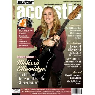guitar acoustic 04 2015 Printausgabe oder PDF Download
