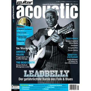 guitar acoustic 05 2016 Printausgabe oder PDF Download
