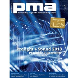 pma Sonderheft Prolight + Sound 2018  PDF Download