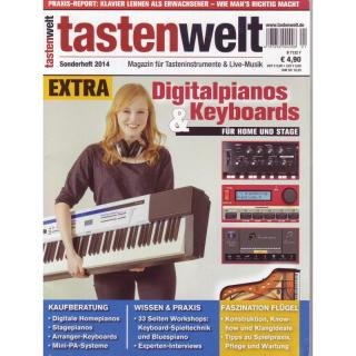 tastenwelt EXTRA 2014: Digitalpianos & Keyboards