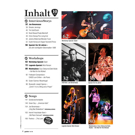 Guitar 10 2018 PDF Download