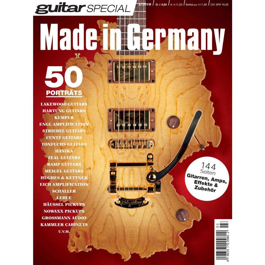 Guitar SPECIAL Magazin