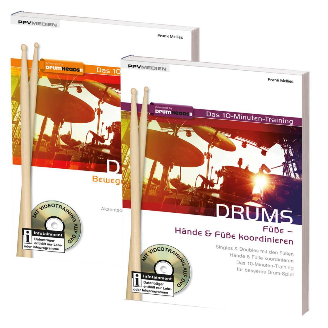 Drumm Training täglich 10 Minuten