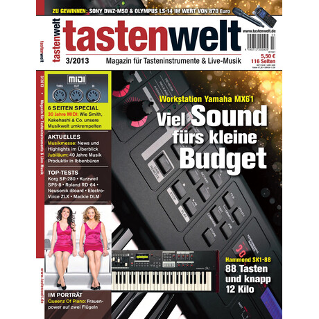 Tastenwelt 03 2013 PDF Download