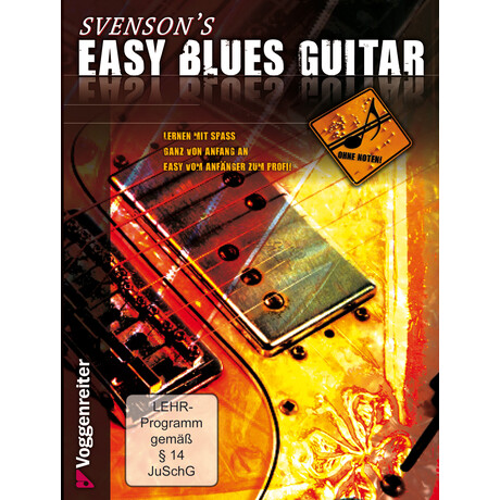Svensons Easy Blues Guitar