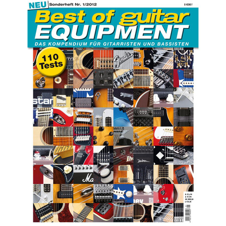 Best of guitar Equipment 2012 | Das Kompendium für Gitarristen