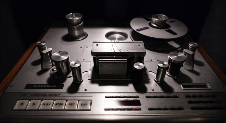Bandmaschine