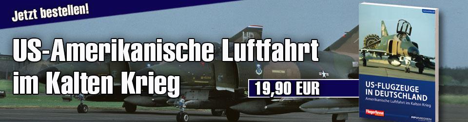 FliegerRevue kompakt 11 - US-Luftfahrt in Deu