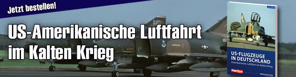 US-Flugzeuge in Deutschland