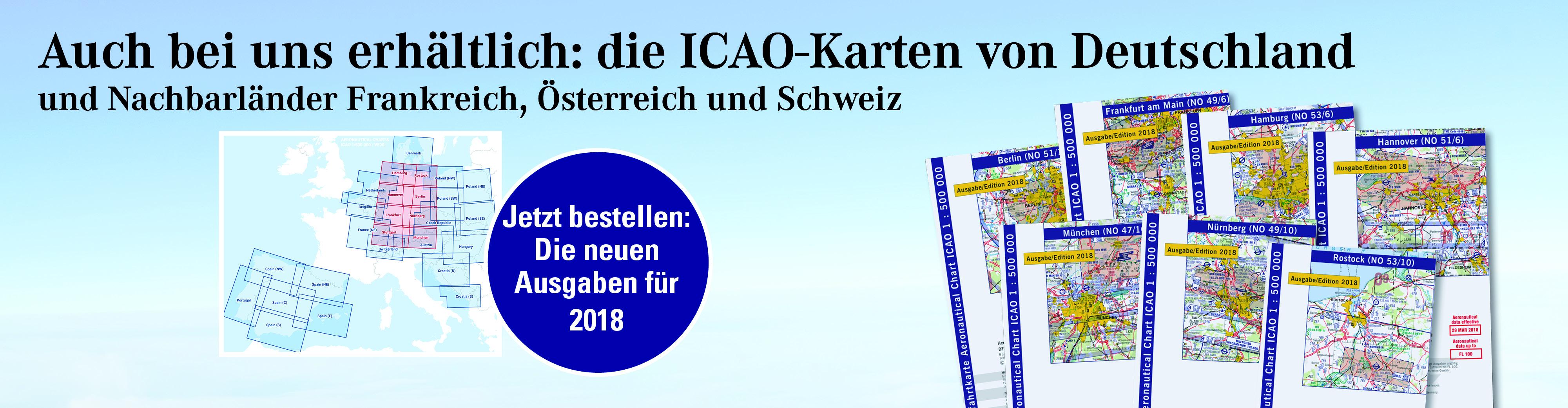 ICAO Karten 2018
