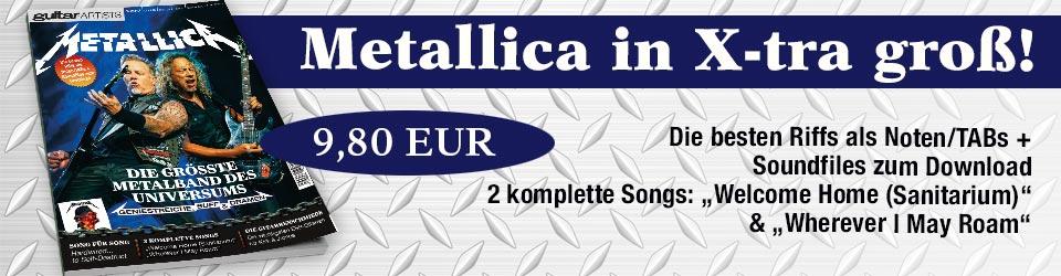 Metallica SoHe Guitar