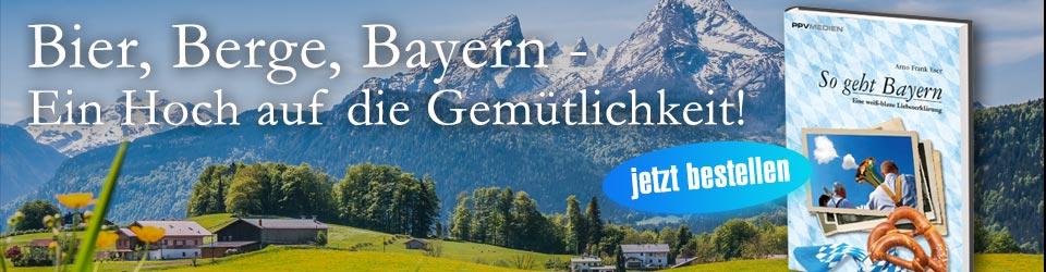 So geht Bayern